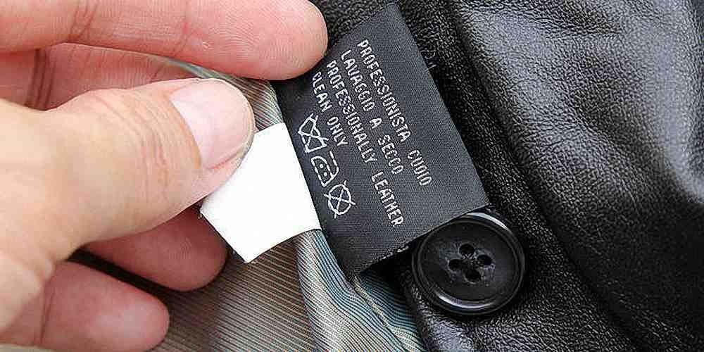 Как стирать куртку из искусственной кожи