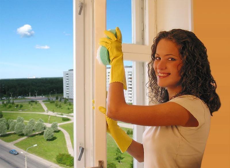 Мытье окон: подготовка, полезные советы